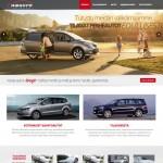 AWauto uudet verkkosivut